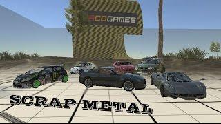 Scrap Metal - Unity3D game