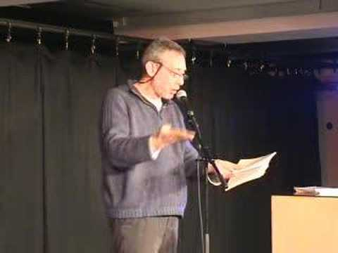 Michael Rosen at Apples & Snakes in Soho