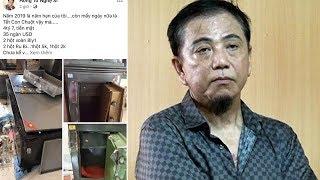 Nghệ sĩ Hồng Tơ bị trộm vào nhà cạy két sắt mất gần 5 tỷ đồng trước ngày giáp Tết?