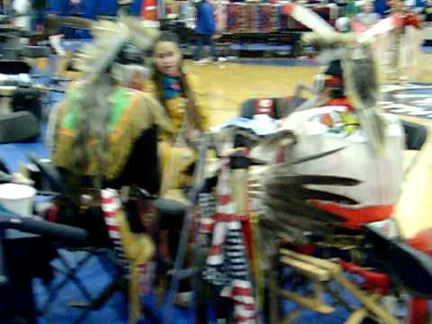 Edmond's Community College Pow Wow May 1, 2010