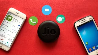 Setting Jio 4G Voice app using New JioFi JMR815!!