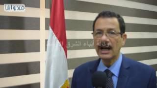 بالفيديو:أحمد درويش نسعي لتحويل محور قناة السويس لأكبر منطقه صناعيه بالعالم