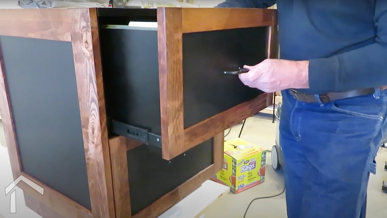 Unique And Unusual File Cabinets   Custom Built