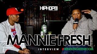 Mannie Fresh Talks Molding The Cash Money Sound, DJing, Working With Lil Wayne & More
