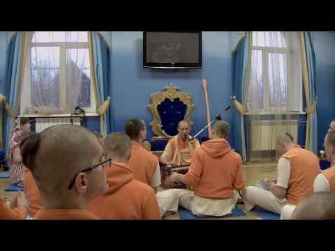 Шримад Бхагаватам 1.8.34 - Бхакти Ананта Кришна Госвами