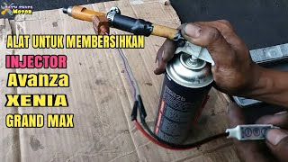 CARA MEMBUAT DAN MENGGUNAKAN ALAT CLEANING INJECTOR MOBIL AVANZA,XENIA,GRAND MAX  #Bayuputramotor