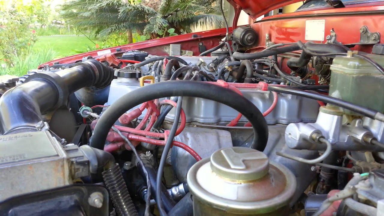 small resolution of 87 22re 4runner gremlins etc 2 youtube 22re throttle body 22re egr valve diagram