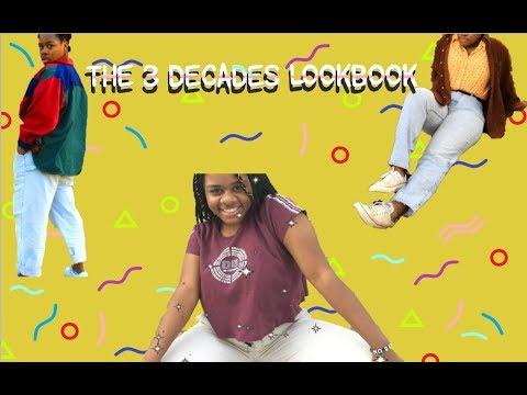 3 DECADES, 3 LEWKS 👾🎆 || thecreativescollective (90s/2000's fun lookbook)