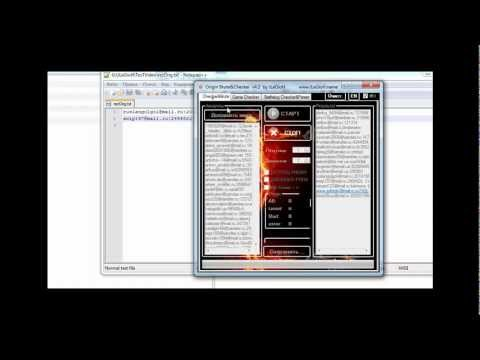 Game Brute/Checker + Proxy Utilities + LogViwer + Aion lvl