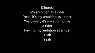 Meek Mill - Ambitionz (Lyrics)