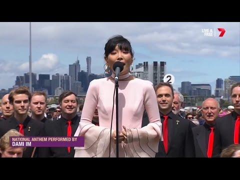 Dami Im - Australian National Anthem - Emirates Melbourne Cup