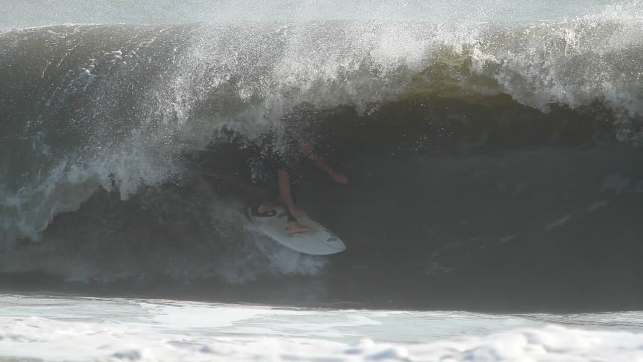 Vince Boulanger - Hurricane Maria Ocean City 9.28.17