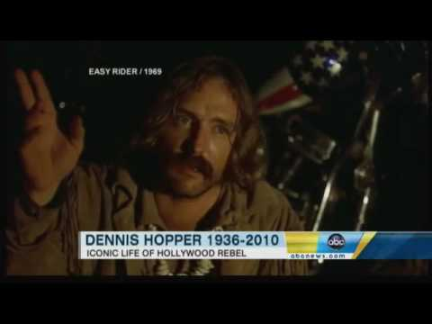 Dennis Hopper Loses Fight With Cancer