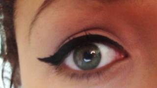 One of Samantha Maria's most viewed videos: How to: Winged Eyeliner Tutorial