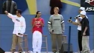 Backstreet Boys - Arthur Ashe Kid