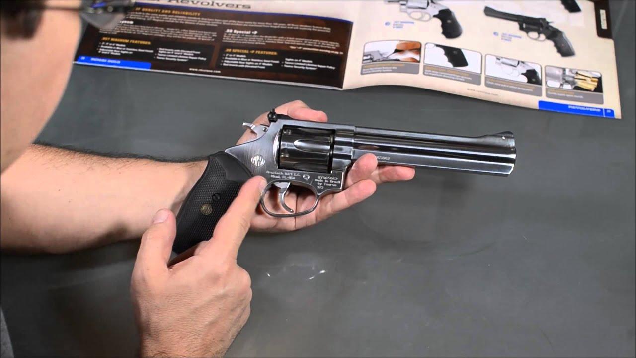Revolver Rossi 972 em .357 Magnum - YouTube