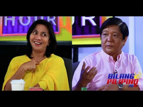 Leni Questioned BBM: Where did you get the 36M to pay PET?