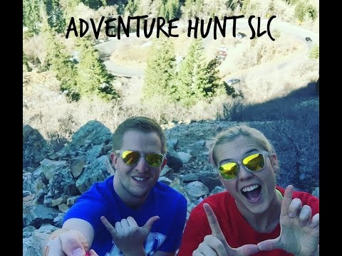 Adventure Hunt Salt Lake City