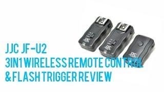 JJC wireless flash trigger kit