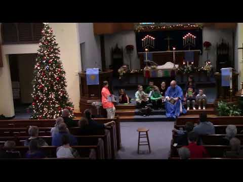 12 08 19 St John Lutheran Church Service