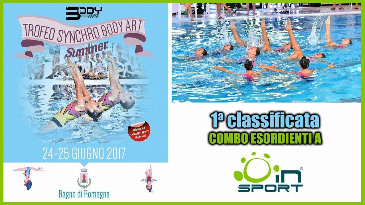 Nuoto Sincronizzato   Trofeo Synchro Body Art Summer   Bagno di ...