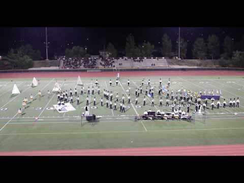 Royal Classic 2018 - Golden Valley High School Marching Band (4K)