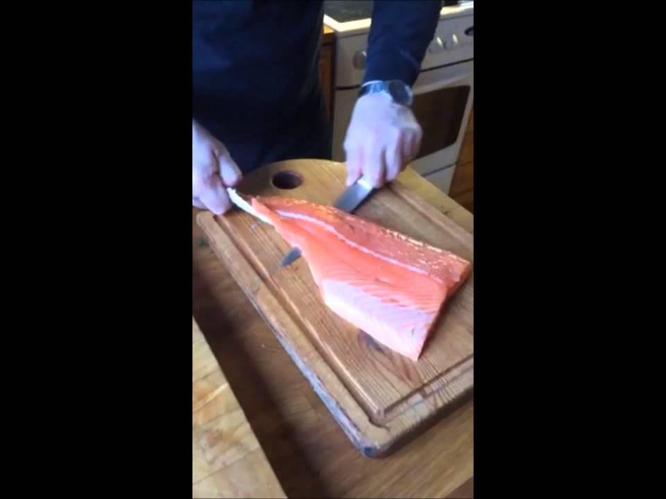 kalan nahan poisto