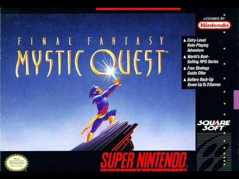 Final Fantasy Mystic Quest:  Battle Theme