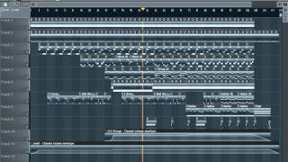 Shadow of the day (Linkin Park) Instrumental FL Studio remake …