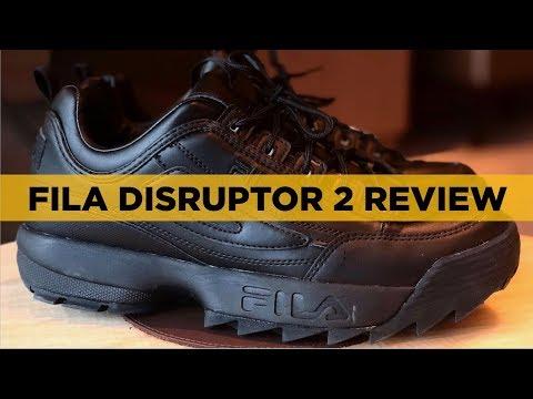 Fila Disruptor 2 Review \u0026 On Feet