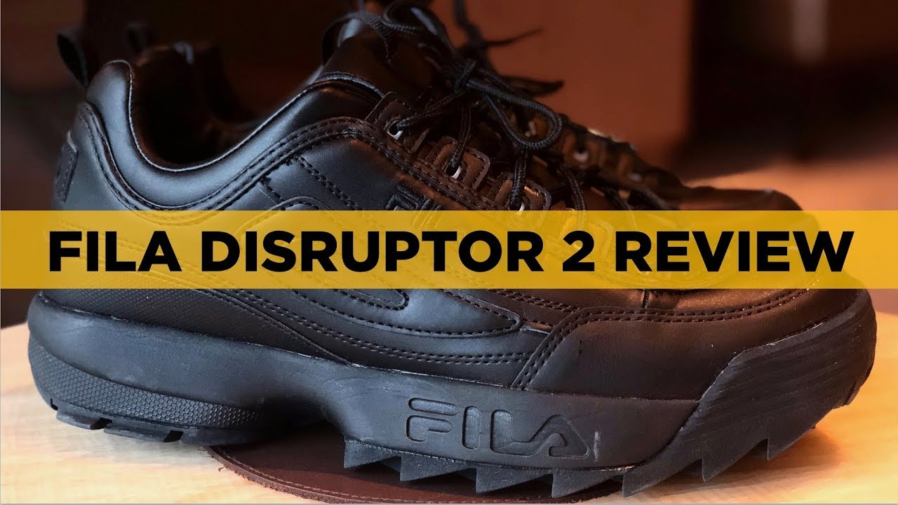 FILA Disruptor 2 Review: Does it Live