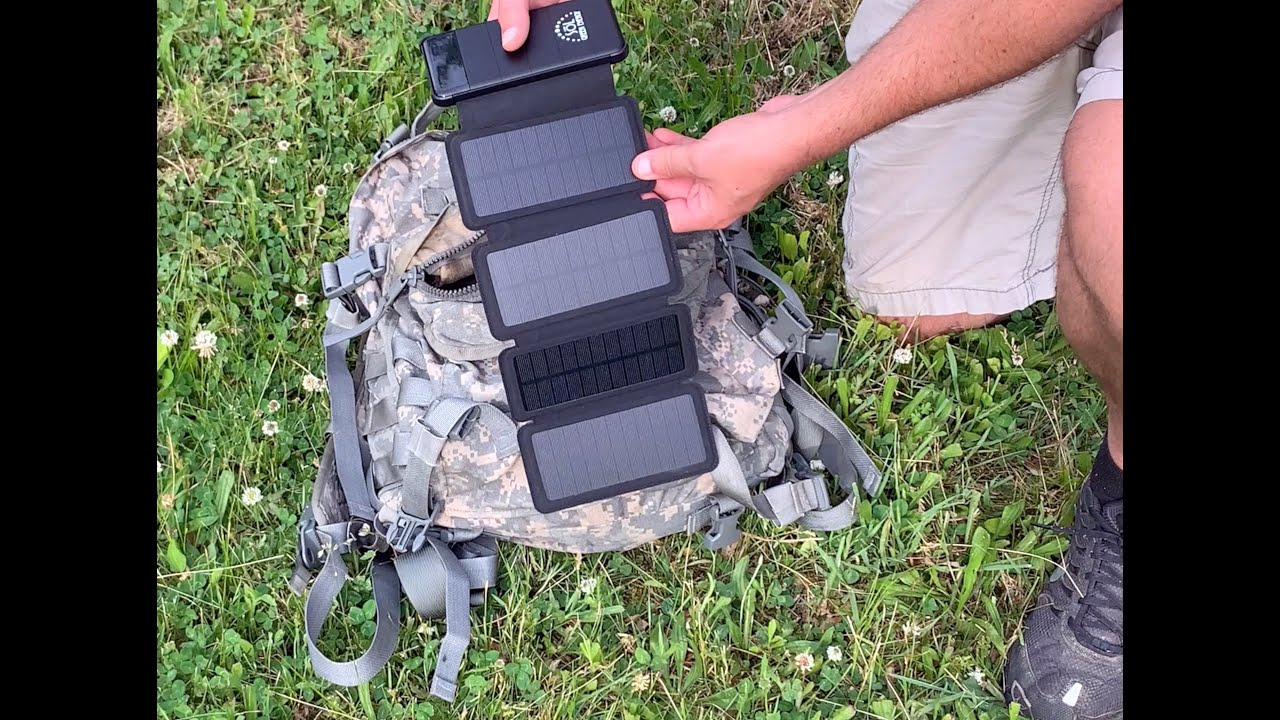 Sol Green Energy Mini Suncharger Review