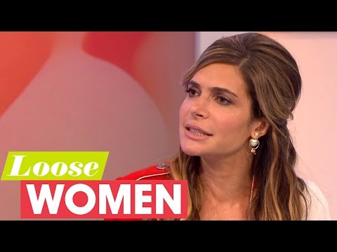 Ayda Field On Meeting Robbie Williams At The Right Time  Loose Women