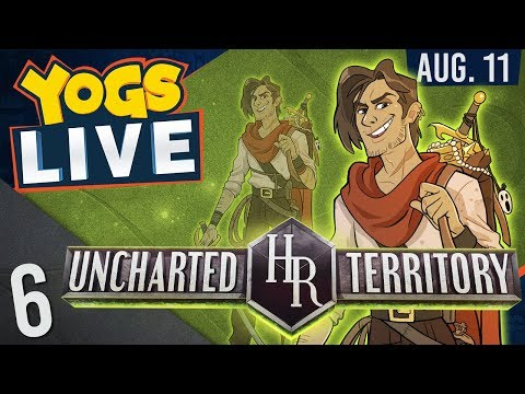 HighRollers D&D: Uncharted Territory - Episode 6 (11th Augus