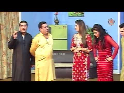 New Pakistani Stage Drama Zafri and Nasir Chinyoti Full Comedy Funny Clip 2016