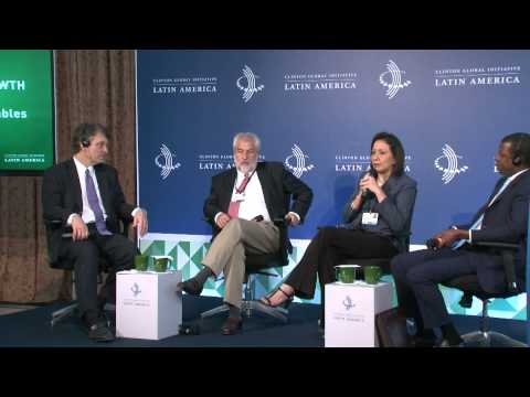 Energy Solutions: Advancing Growth in Renewables - 2013 CGI Latin America
