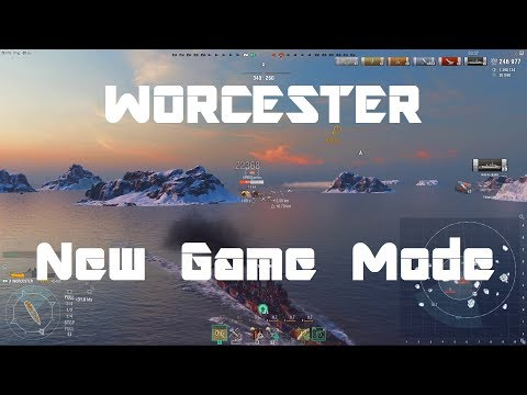 0.7.9 Arms Race - Worcester 2.5s Reload