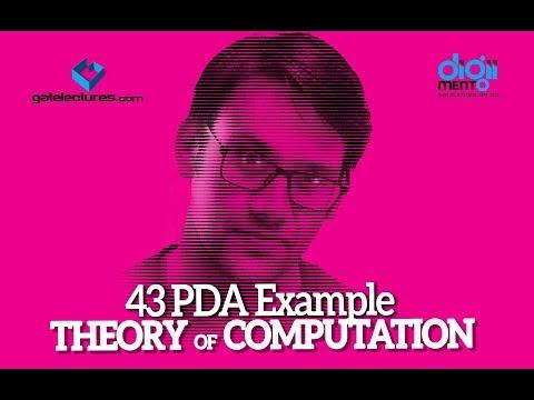 43 PDA Example