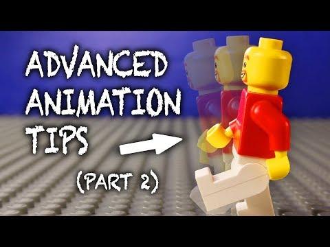 Advanced LEGO Animation Tips (Part 2)