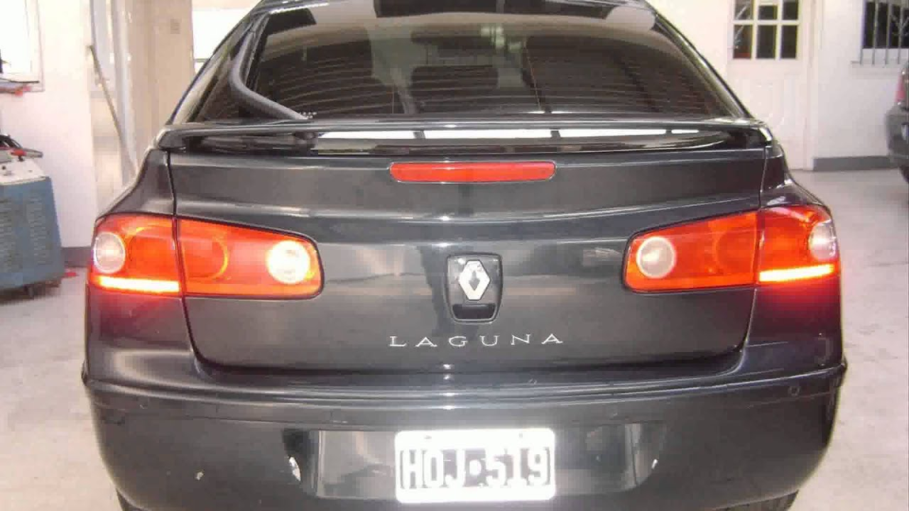 renault laguna privilege 3 0 v6 automtico youtube. Black Bedroom Furniture Sets. Home Design Ideas