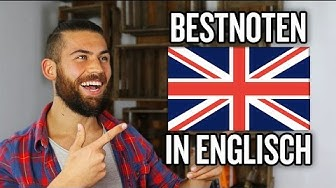 Sehr gut in Englisch werden - Sprachnote verbessern
