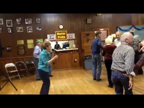 A Square Dance at Dunmore, West Virginia