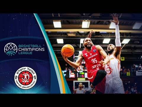 Hapoel Jerusalem - Best Offensive Team (Regular Season) | Basketball Champions League 2019-20
