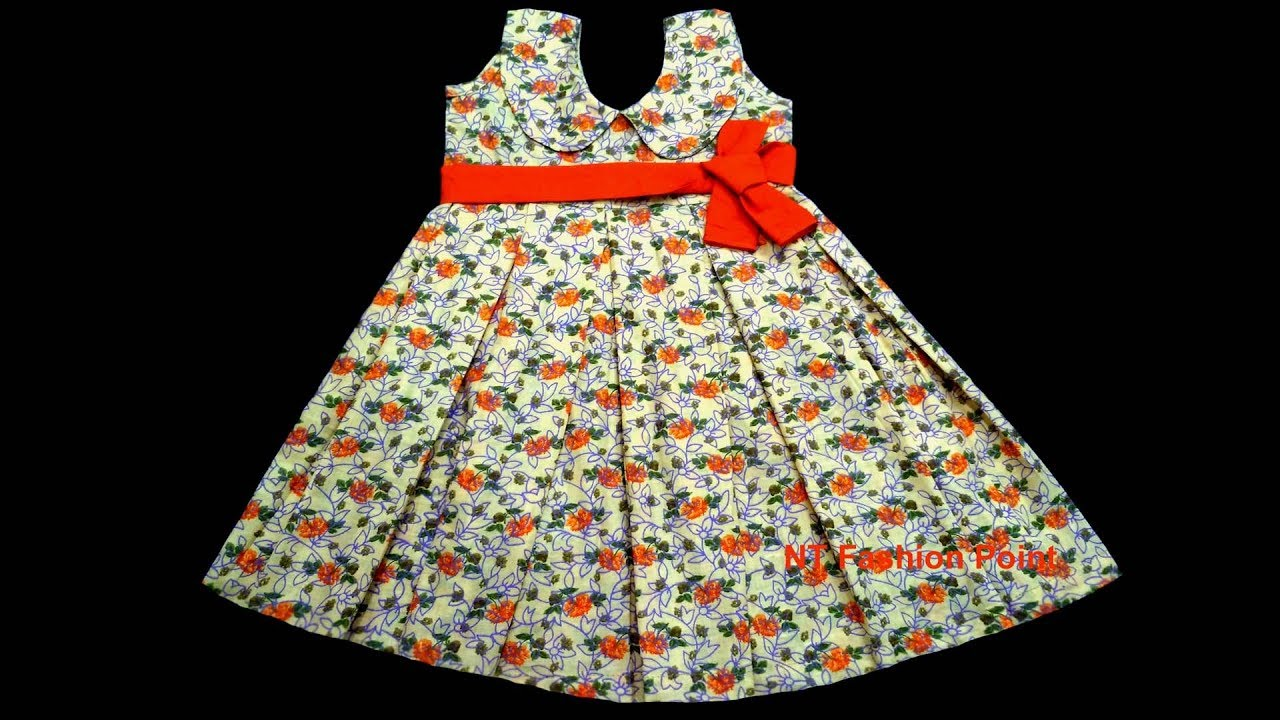 Kseniya Kids Summer Girls Baby Dress