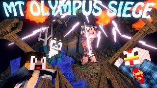 "Minecraft Mods | The Modded Games Ep 1 - ""MOUNT OLYMPUS SIEGE"""