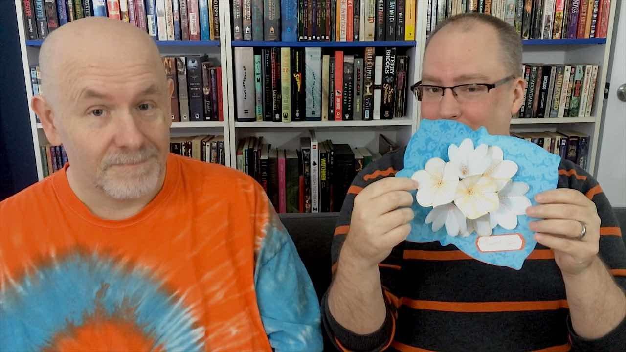 Pop Up Flower Card Svg Youtube