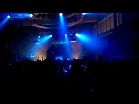"""LET IT ROLL WINTER Czech (Prague) 2014 [44 min Inside the crowd """"dnb-actioncam""""]"""