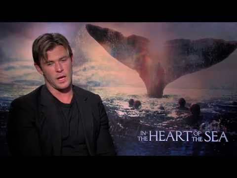 In The Heart Of The Sea Interview - Chris Hemsworth