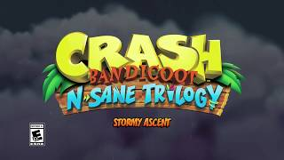 Crash Bandicoot N Sane Trilogy - Stormy Ascent Trailer