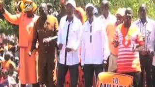 NASA Leaders Address Rallies In Volatile Baringo County